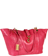 Badgley Mischka - Juliette Soft Croco Tote