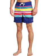 Original Penguin - Sunset Stripe Volley Swim Short