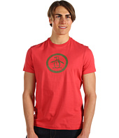 Original Penguin - The Distressed Circle Logo Tee