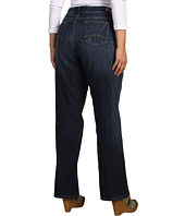 KUT from the Kloth - Plus Size Farrah Baby Bootcut in Capture