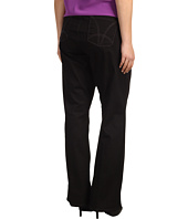 KUT from the Kloth - Plus Size Farrah Baby Bootcut in Black