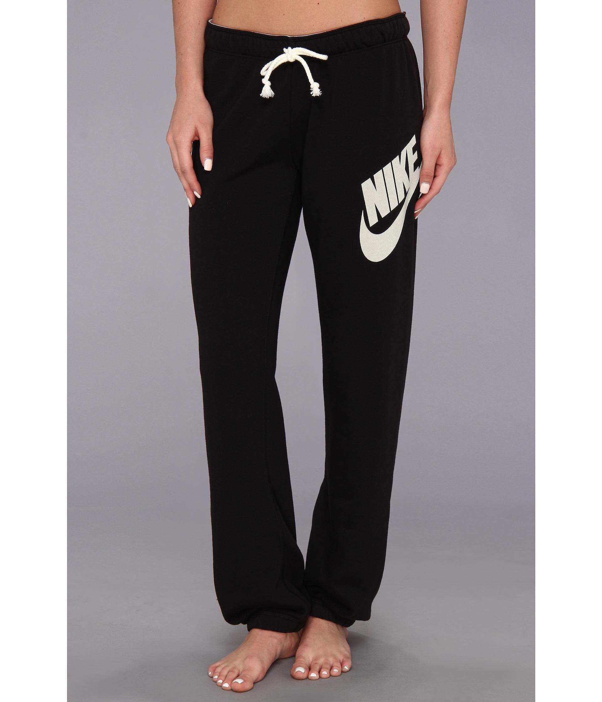 Wonderful Nike Pants White Black Club French Terry Lounge And Women39S Nike Pants