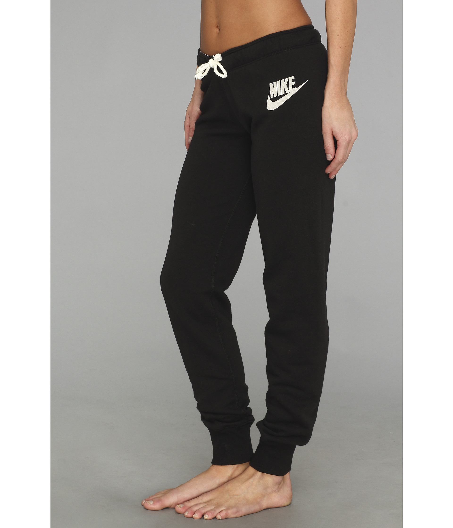 Excellent Nike Pants Gym Vintage Capri Sweatpants  Pants Amp Capris