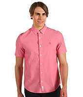 Original Penguin - S/S Oxford w/ Mini-Collar