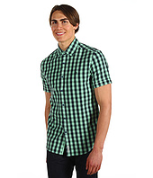 Original Penguin - S/S Garment Dye Gingham Woven