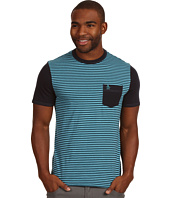 Original Penguin - Stripe Front T-Shirt w/ Pocket