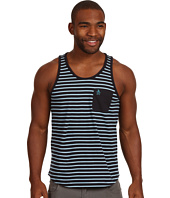 Original Penguin - Stripe Tank w/ Pocket