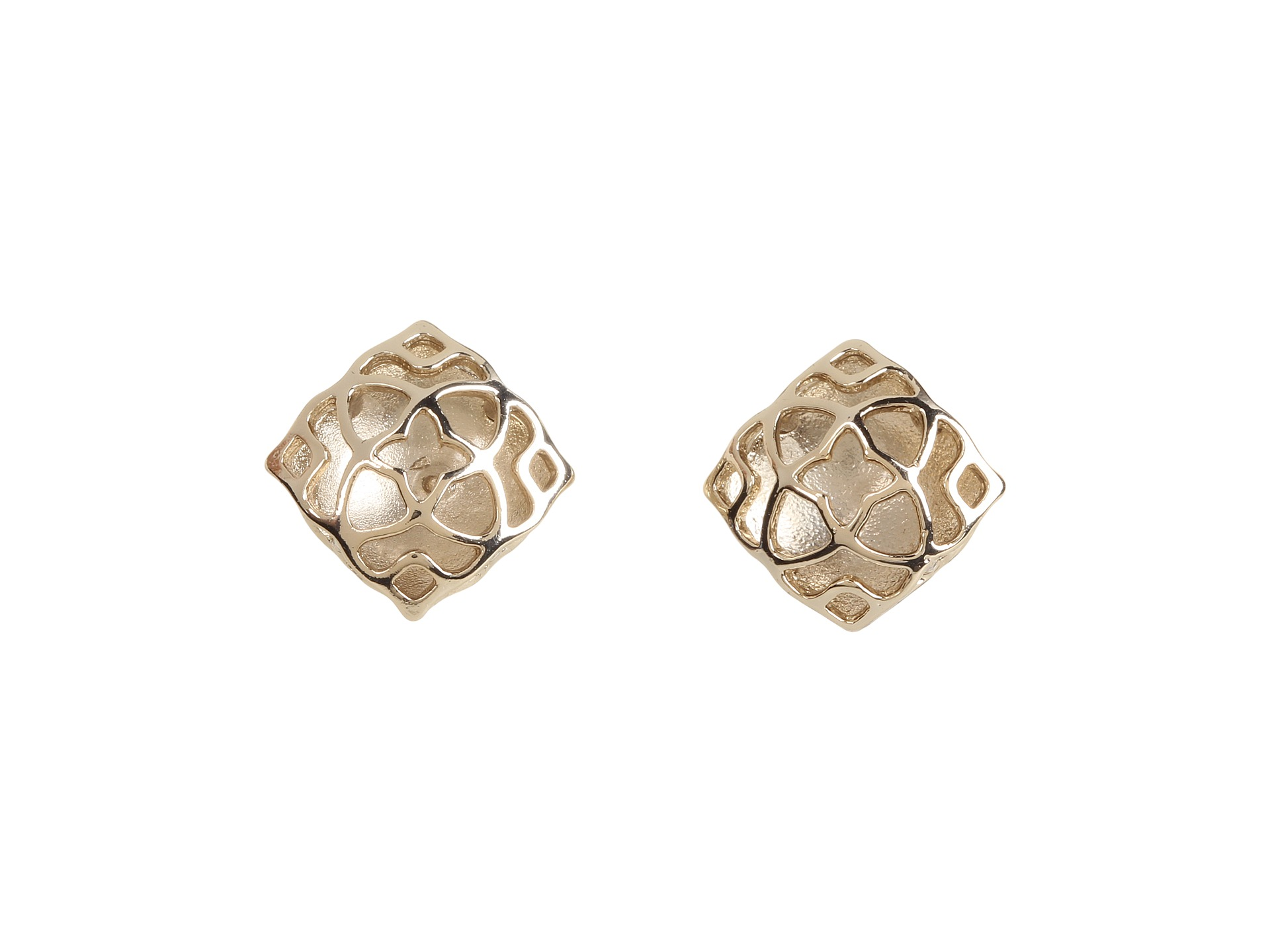 kendra earrings studs kendra tima stud earrings gold zappos free 9481