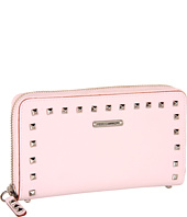 Rebecca Minkoff - Luma Large Zip Wallet With Studs