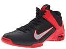 Nike - Air Visi Pro IV (Black/Gym Red/University Red/Metallic Silver)
