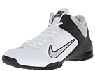 Nike - Air Visi Pro IV (White/Black/Pure Platinum/Metallic Silver)