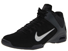 Nike - Air Visi Pro IV - Nubuck (Black/Anthracite/Emboss Natural/Medium Grey)