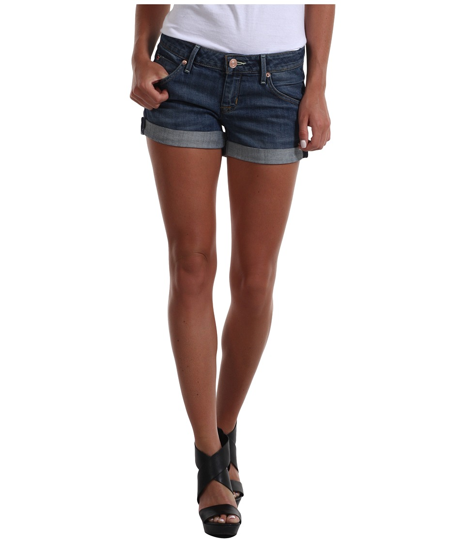 Hudson - Hampton Cuffed Short in Hackney (Hackney) Womens Shorts