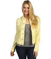 Hudson - Signature Jean Jacket in Banana
