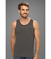 John Varvatos Star U.S.A. - Striped Tank Top