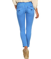 Hudson - Colln Skinny Crop in Mariner Blue