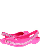 Crocs Kids - Genna II Hearts Flat (Toddler/Little Kid/Big Kid)