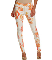 Hudson - Nico Mid Rise Super Skinny in Photo Bloom
