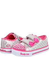 SKECHERS KIDS - Shuffles - Sweet Step Lights 10284N (Toddler/Little Kid)