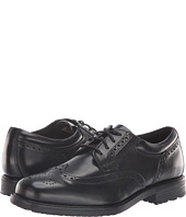 Rockport - Essential Details Waterproof Wing Tip