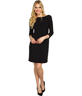 ABS Allen Schwartz - Boat Neck Tee Bell Sleeve Dress
