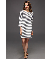 Fred Perry - 3/4 Sleeve Breton Stripe Dress