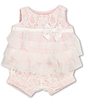 Biscotti - Tiered Lace Top and Bloomer Set (Infant)
