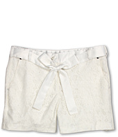 Biscotti - Shorts with Lace Overlay (Big Kids)