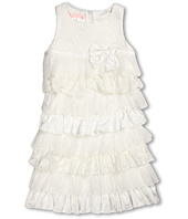 Biscotti - Sleeveless Tiered Lace Dress (Big Kids)