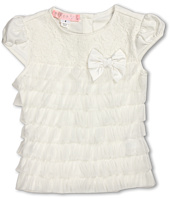 Biscotti - Wrapped in Ruffles Top (Little Kids)