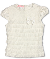 Biscotti - Wrapped in Ruffles Top (Big Kids)