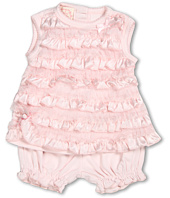 Biscotti - Wrapped in Ruffles Dress and Bloomer Set (Infant)
