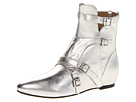 Elizabeth and James - Cosmo (Silver Metal) - Footwear
