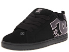 DC - Court Graffik SE (Black/Pirate Black) - Footwear