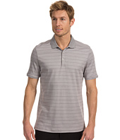 Calvin Klein - S/S 3 Button 50s Singles Interlock Liquid Cotton Polo