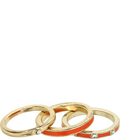 Jessica Simpson - Estella Stackable Enamel Rings