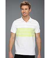 Calvin Klein - S/S Yarn Dye Engineered Pique Polo
