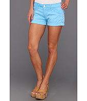 Hudson - Hampton Cuffed Short in Poolside Blue