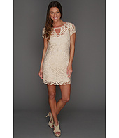 BCBGMAXAZRIA - Lalinda Lace Crochet Dress