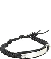 Chan Luu - Single with Silver Bar and Skull/Black-BSM-1145