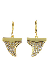 Vince Camuto - Shark Tooth Crystal Earrings