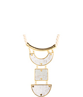 Vince Camuto - Modern Ways Cork Drama Necklace