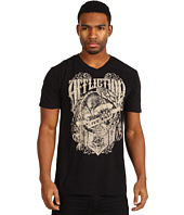 Affliction - Delivery S/S V-Neck Tee