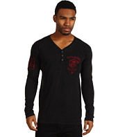 Affliction - Bas L/S V-Neck Henley