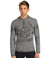 Affliction - Rumble L/S Henley Hoodie