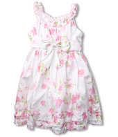 Biscotti - Watercolor Poplin Dress (Little Kids)
