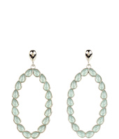 Jessica Simpson - All A Flutter Oval Earrings