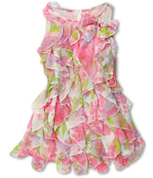 Biscotti - Watercolor Bow Dress (Little Kids)