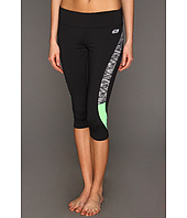 SKECHERS - Tight Capri w/ Space Dyed Inserts