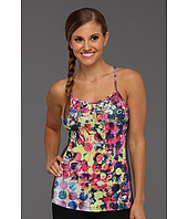 SKECHERS - Colorblock Floral Cami